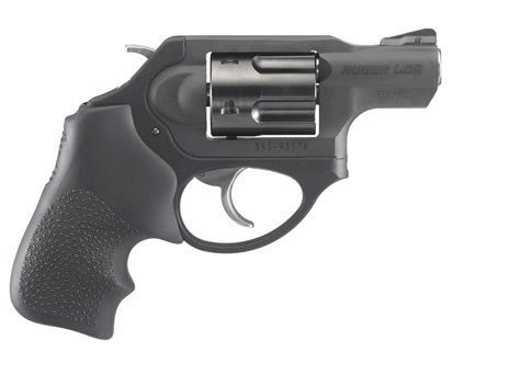 Ruger LCRX Matte Black Double-Action Revolver