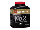 Accurate No. 2 Reloading Smokeless Powder 1 Pound