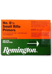 Remington No. 6 1/2 Small Rifle Primers