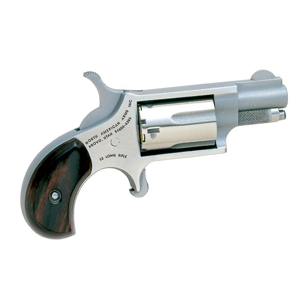 North American Arms Mini Frame Stainless Steel Revolver