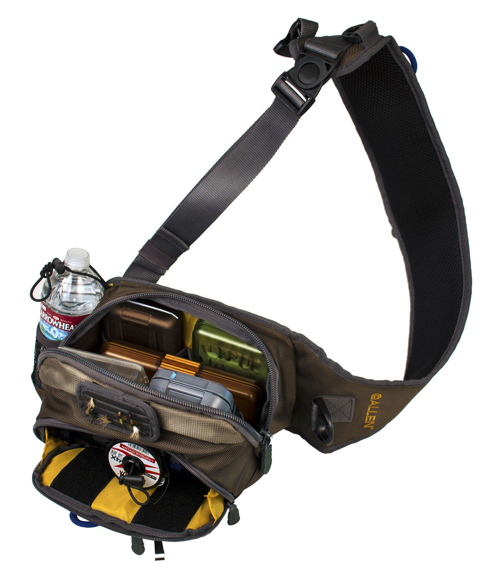 Allen Cedar Creek Sling Fishing Pack