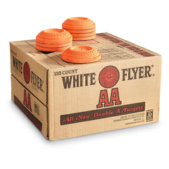 White Flyer Biodegradable Clay Targets