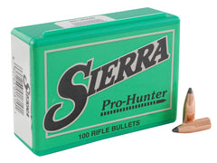Sierra Pro Hunter Bullet .270 Caliber (.277 Diameter) 110 Grain Soft Point 100 Pack