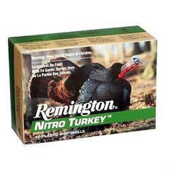 "Remington Nitro Turkey 12 Ga 3"" 6 Shot 1 7/8 oz 10 Rounds"