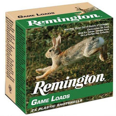"Remington Game Load .410 Bore 2.5"" 6 Shot 1/2 oz 20 Rounds"