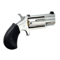 North American Arms Pug Mini Stainless Steel Revolver