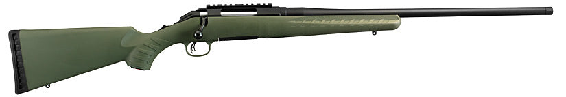 Ruger American Predator Moss Green Synthetic Bolt-Action Rifle