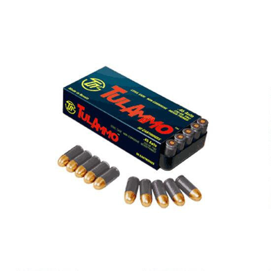 Tula .45 ACP FMJ 230 Grain 50 Rounds
