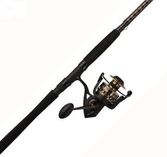 Penn Battle II Surf Spinning Rod and Reel Combo