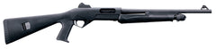 Benelli Supernova Tactical Black Synthetic Pistol Grip Pump-Action Shotgun with Ghost Ring Sight