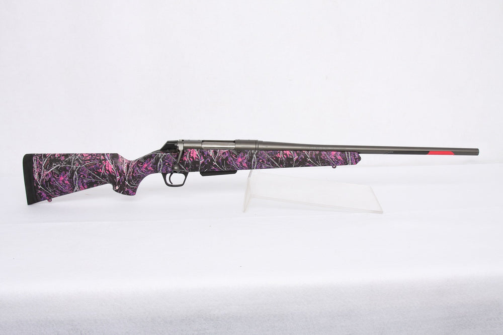 Winchester XPR Compact Muddy Girl Bolt-Action Rifle