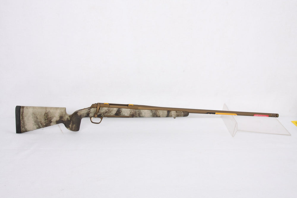 Browning X-Bolt Hells Canyon Speed Long Range McMillan A-TACS AU Bolt-Action Rifle