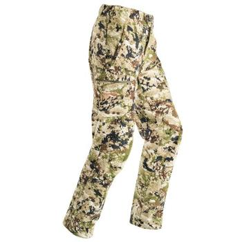 Sitka Ascent Pants Optifade Subalpine Front View