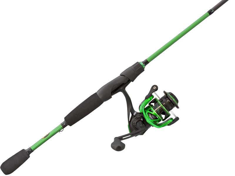 Lew's Mach Spinning Rod and Reel Combo