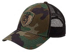 Browning Stealth Cap Camo Green