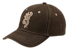 Browning Justin Canvas Cap