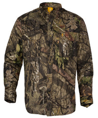 Browning Wasatch CB Shirt Long Sleeve Mossy Oak Break Up