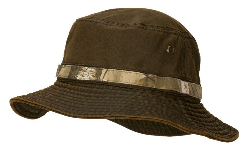 Browning Copper Brown Bucket Hat
