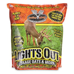 Antler King Lights Out Forage Oats 12lbs
