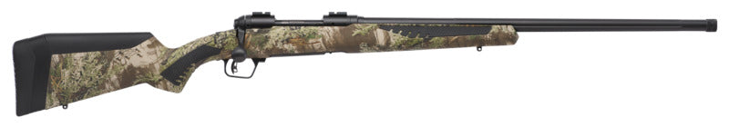 Savage 110 Predator Real-tree Max-1 Bolt Action Rifle