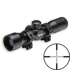 Keystone Crickett Quick Focus 4x32 Rimfire Riflescope