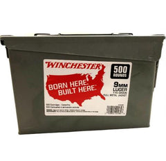 Winchester Born Here, Built Here Ammo Can