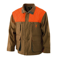 Browning Men's Pheasant Forever Jacket with Logo Embroidery