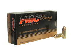 PMC 9mm 115 Grain FMJ 50 Rounds