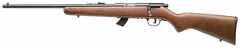 Savage Mark II GLY LH Rimfire Wood Bolt-Action Rifle