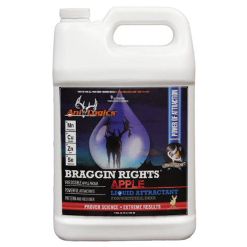 Ani-Logics Liquid Braggin Rights Apple Attractant
