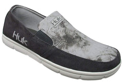 Huk Brewster Leather Boat Shoes