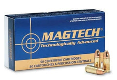 Magtech 9mm 115 Grain FMJ 50 Rounds