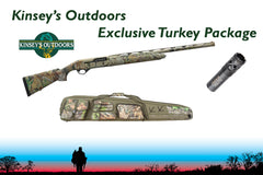 Stoeger 3500 12 Gauge Realtree APG Shotgun Exclusive Turkey Package