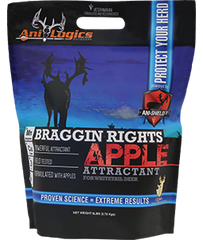 Ani-Logics Braggin Rights Apple Attractant 6 Pound Bag