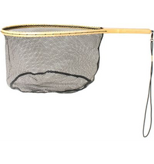 Wooden Trout Net
