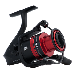 Max Spinning Black Reel