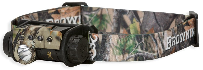 Browning Epic 3V Vista Camo Headlamp