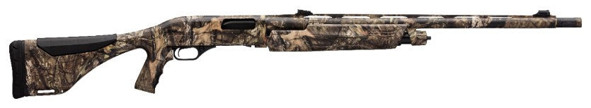 Winchester Super X Long Beard Mossy Oak Break-Up Country Pump-Action Shotgun with Pistol Grip