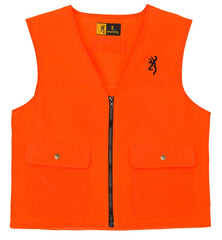Browning Junior Safety Vest Blaze Orange