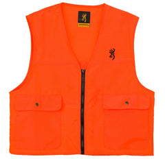 Browning Safety Vest Blaze Orange
