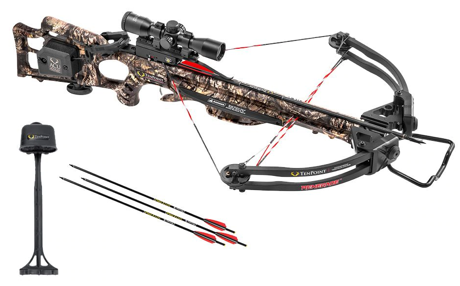 TenPoint Renegade w/ AcuDraw Package