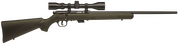 Savage Mark II FXP OD Green Synthetic Package Bolt-Action Rifle