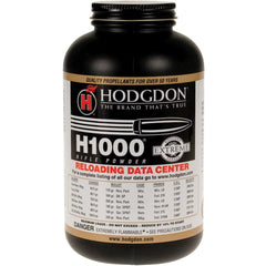 Hodgdon H1000 Rifle Smokeless Reloading Powder 1 Pound Can