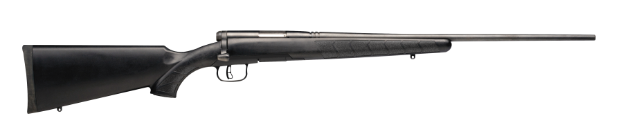 Savage B Mag Rimfire Black Synthetic Bolt-Action Rifle