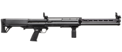 Kel-Tec KSG-25 Tactical Pump Black Semi-Automatic Shotgun