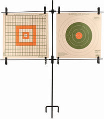 Paper Target Stand