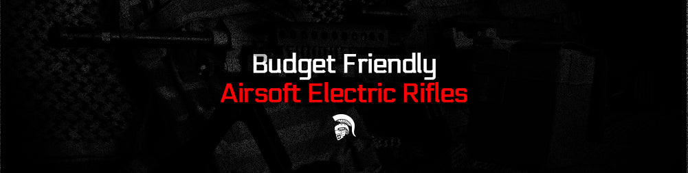 Budget Friendly Airsoft Electric Rifles at ModernAirSoft.com