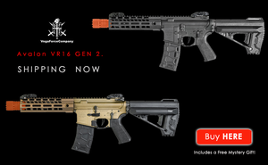 Modern Airsoft - The largest Airsoft store & Distributor in US