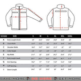 Condor Covert Soft Shell Jacket (Black / Large) Jackets / Sweaters / Hoodies- ModernAirsoft.com