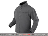 Condor Covert Soft Shell Jacket (Graphite / XX-Large) Jackets / Sweaters / Hoodies- ModernAirsoft.com